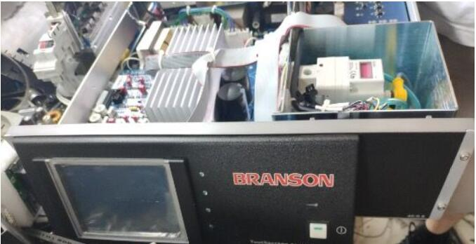 BRANSON Ultrasonic Repair